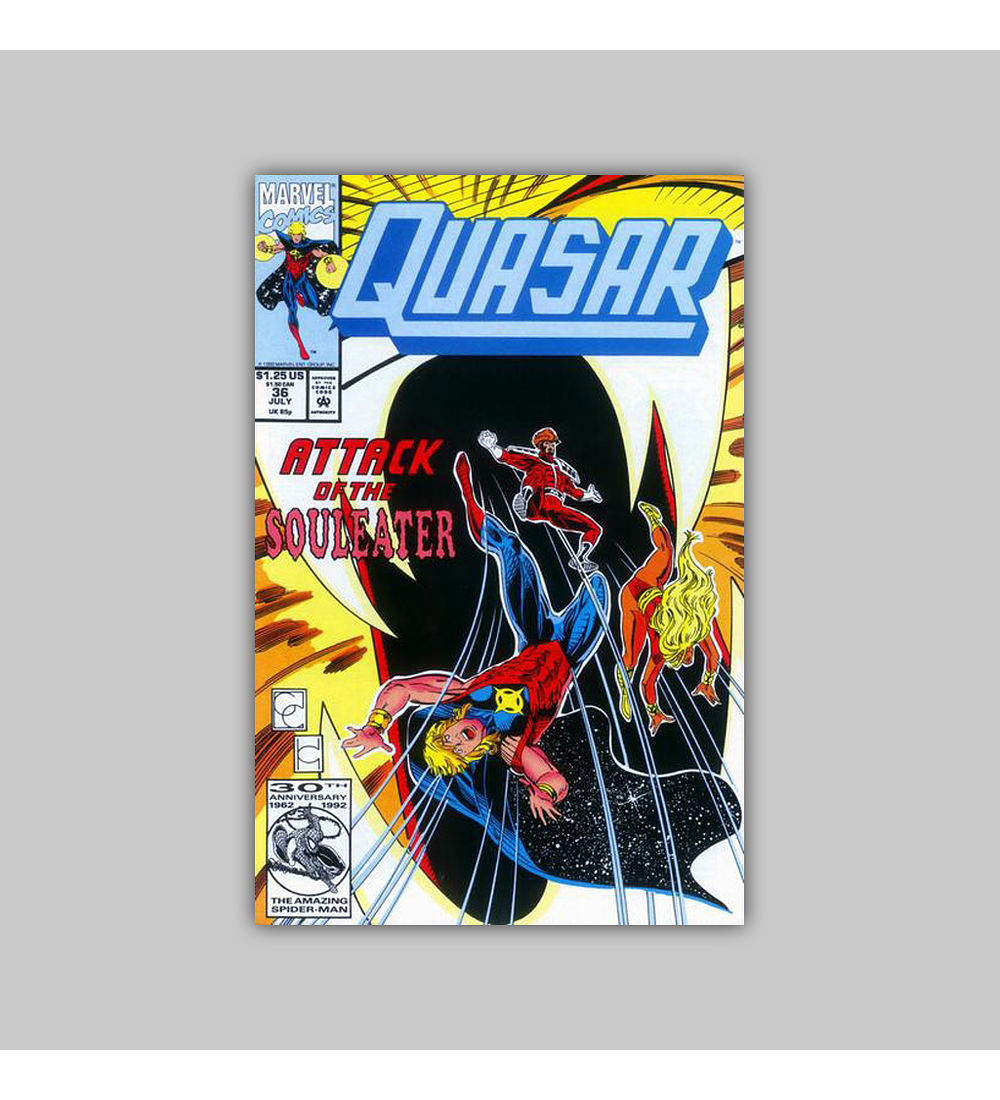 Quasar 36 1992