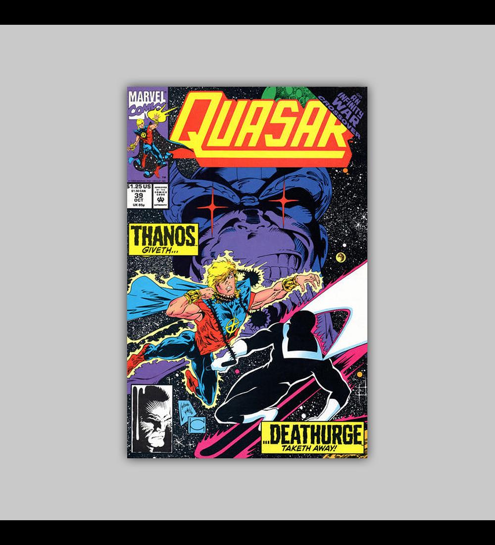 Quasar 39 1992