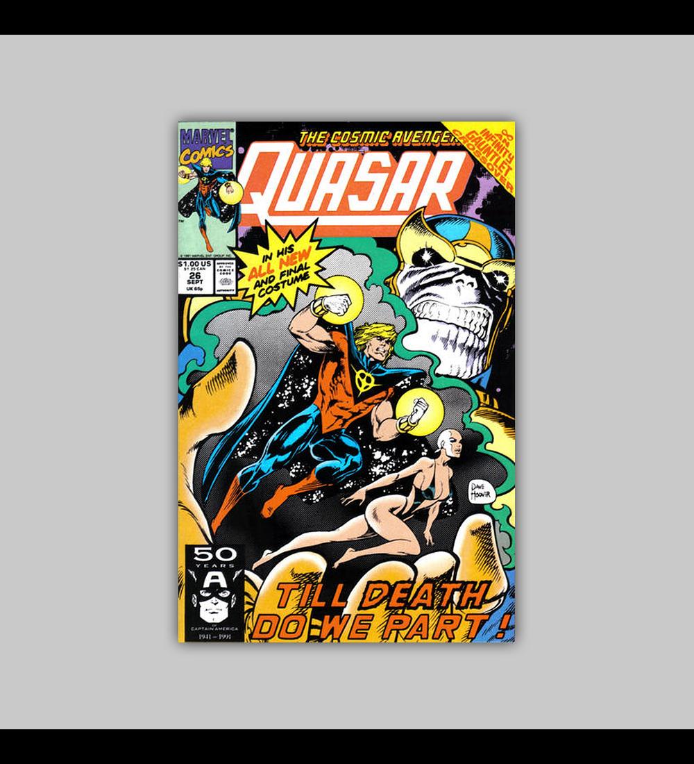 Quasar 26 1991
