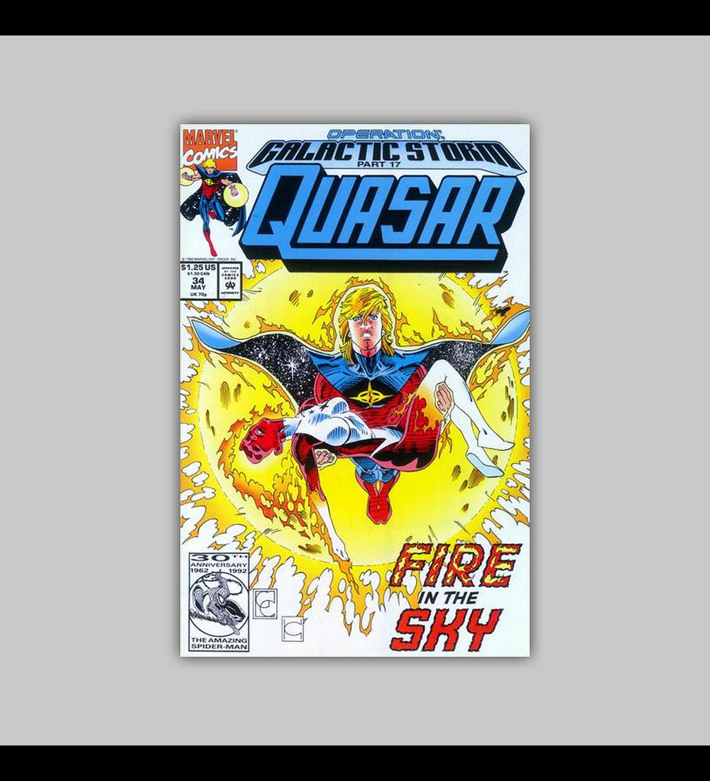 Quasar 34 1992