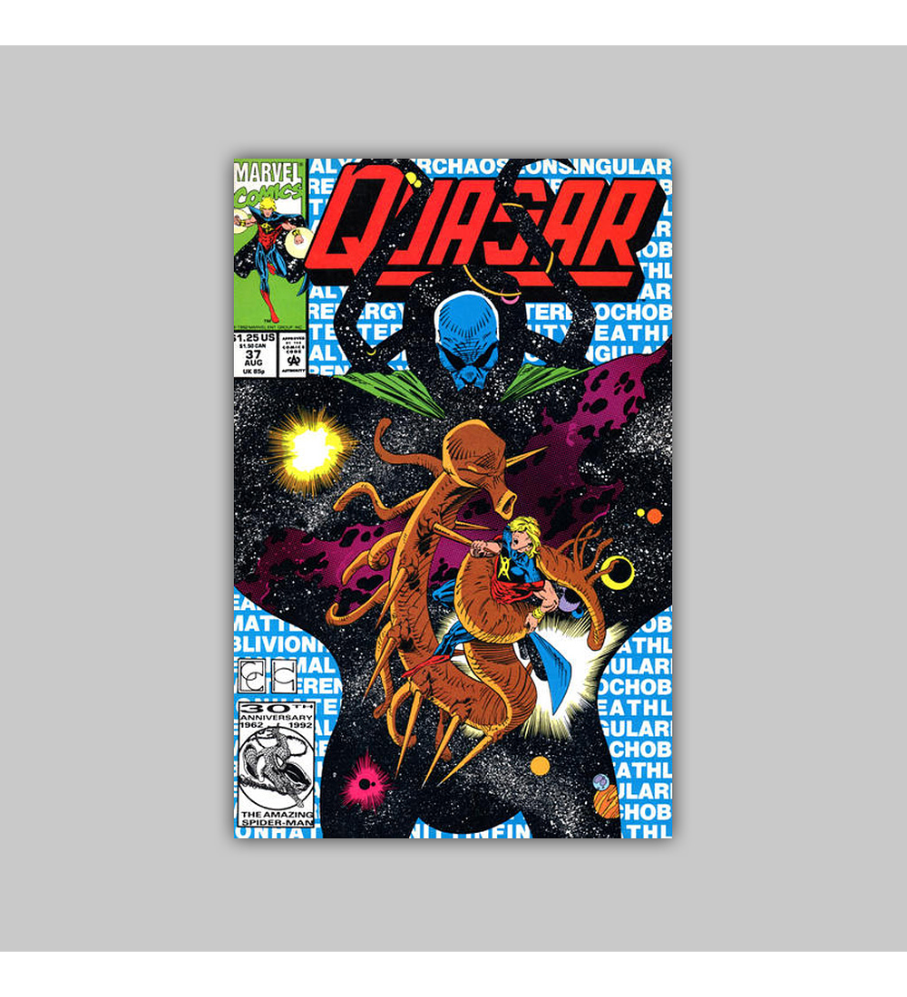 Quasar 37 1992