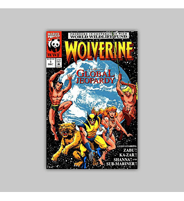 Wolverine: Global Jeopardy 1 1993