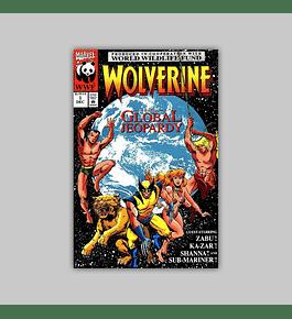 Wolverine: Global Jeopardy 1 1993
