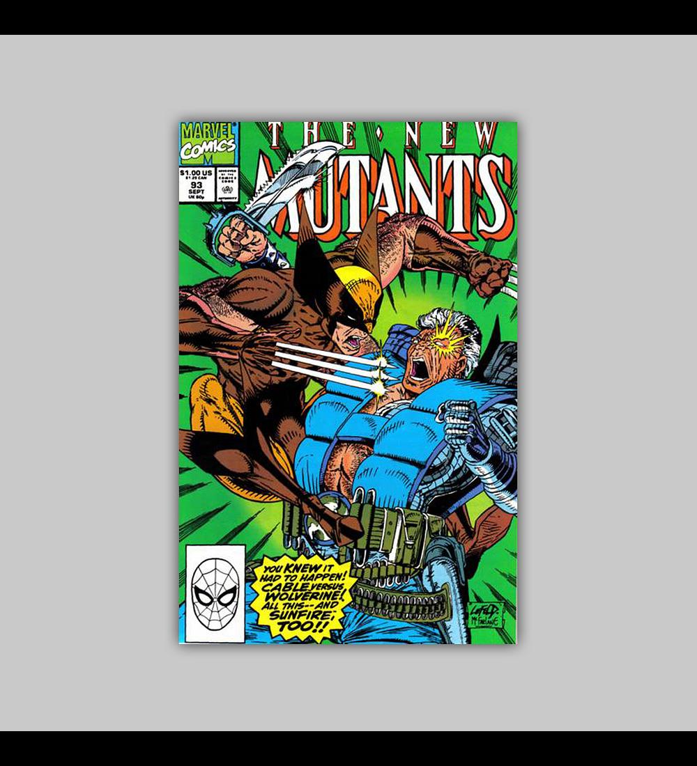 New Mutants 93 1990