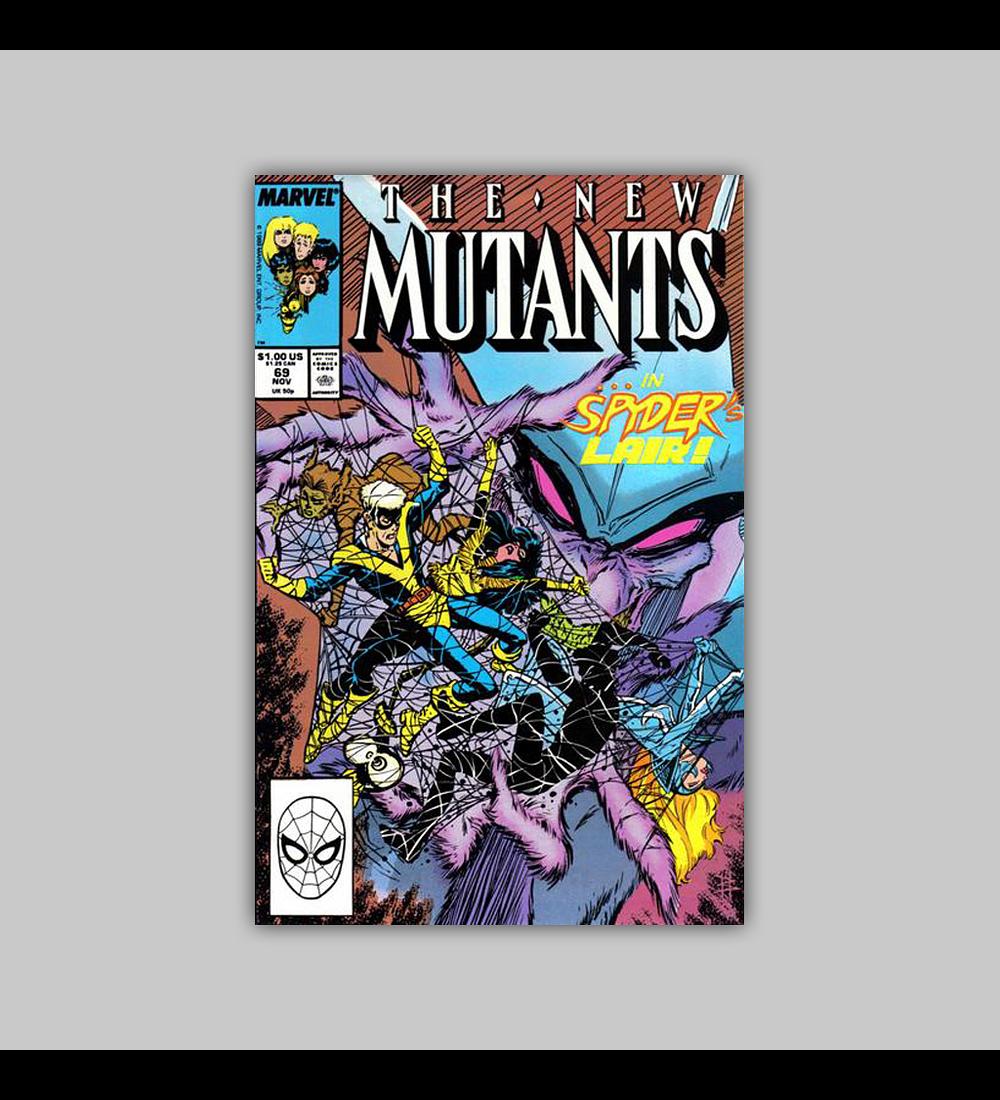 New Mutants 69 1988