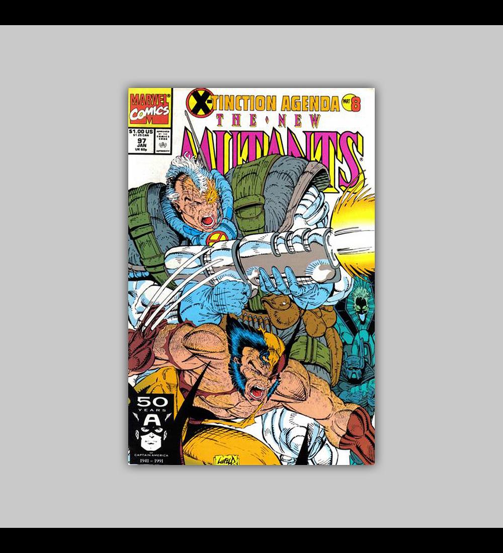 New Mutants 97 1991