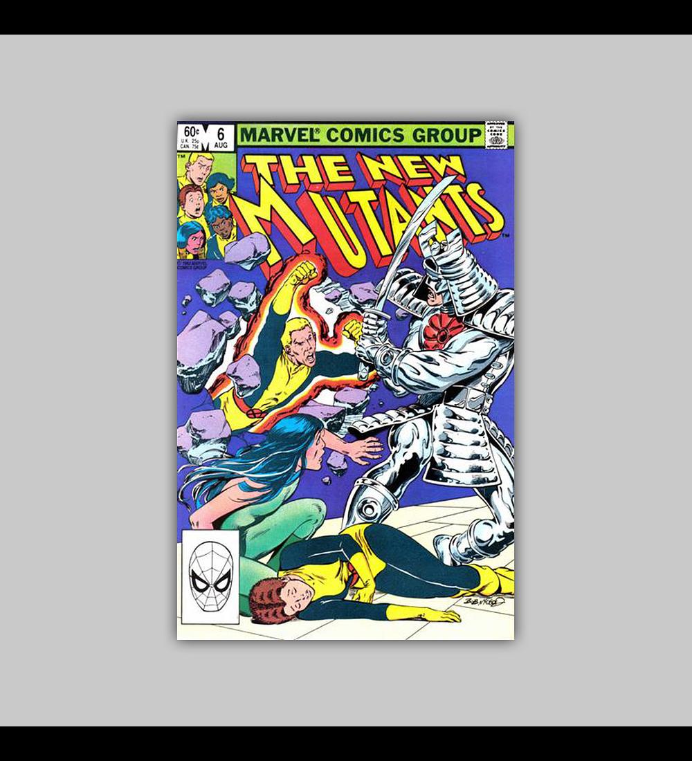 New Mutants 6 1983