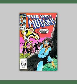 New Mutants 13 1984