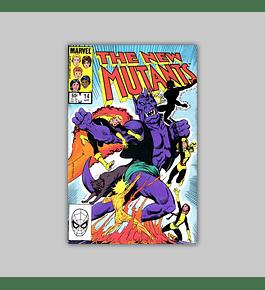 New Mutants 14 1984