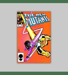 New Mutants 17 1984
