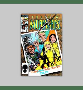 New Mutants 32 1985