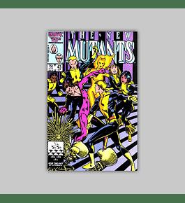 New Mutants 43 1986