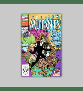 New Mutants Summer Special 1 1990