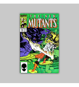 New Mutants 52 1987