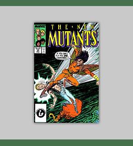 New Mutants 55 1987