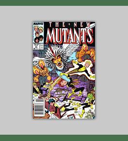 New Mutants 57 1987