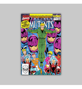 New Mutants Annual 6 1990