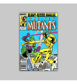 New Mutants Annual 3 1987