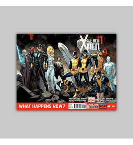 All New X-Men 1 2013