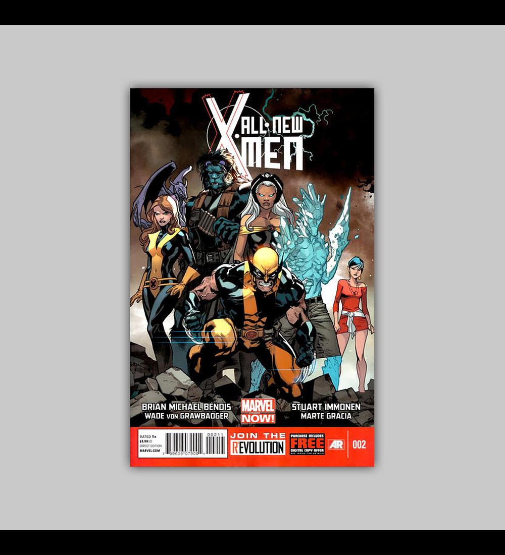All New X-Men 2 2013
