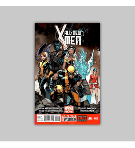 All New X-Men 2 2013