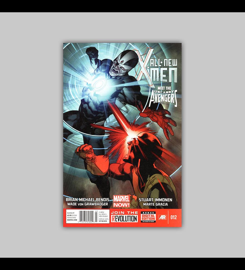 All New X-Men 12 2013