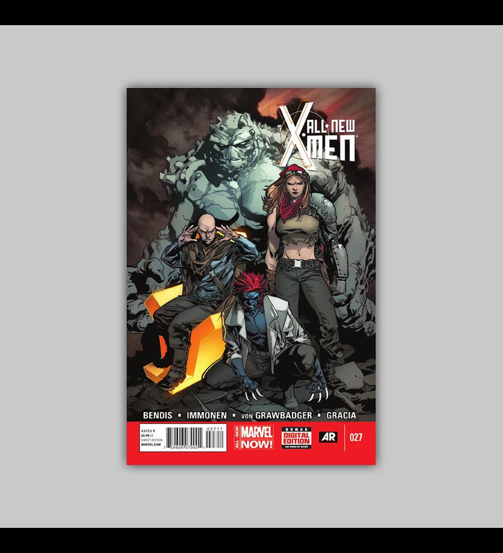 All New X-Men 27 2014