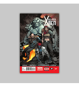 All New X-Men 27 2014