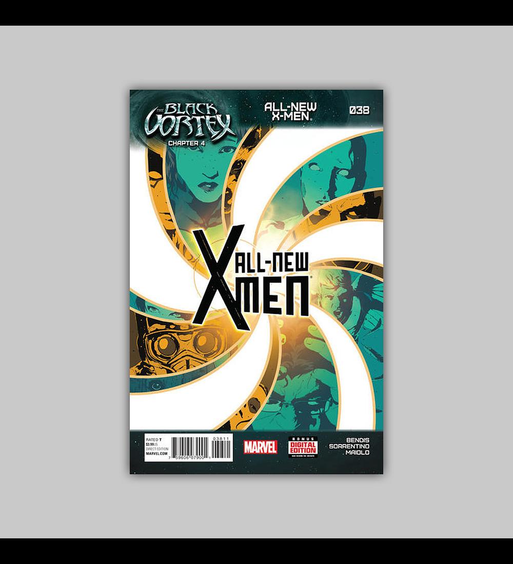 All New X-Men 38 2015