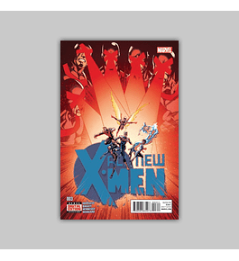 All New X-Men (Vol. 2) 3 2016
