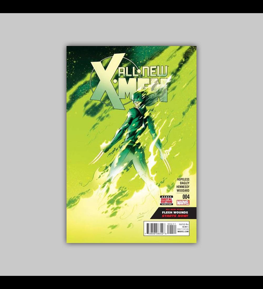 All New X-Men (Vol. 2) 4 2016