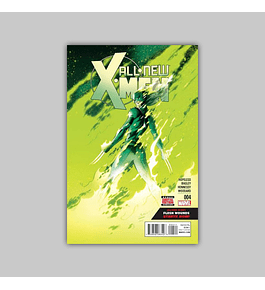 All New X-Men (Vol. 2) 4 2016
