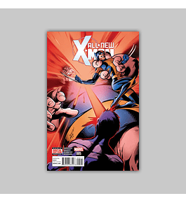 All New X-Men (Vol. 2) 5 2016