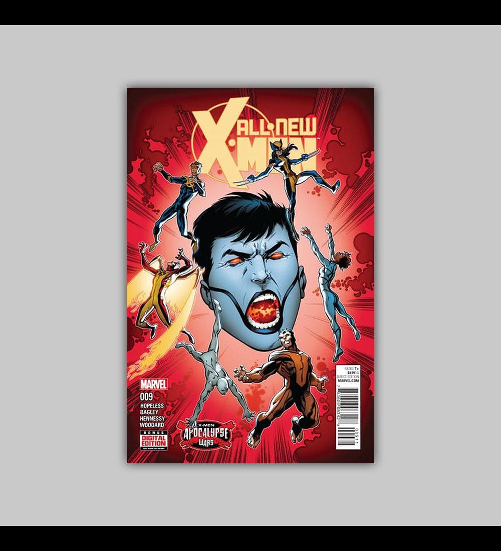 All New X-Men (Vol. 2) 9 2016