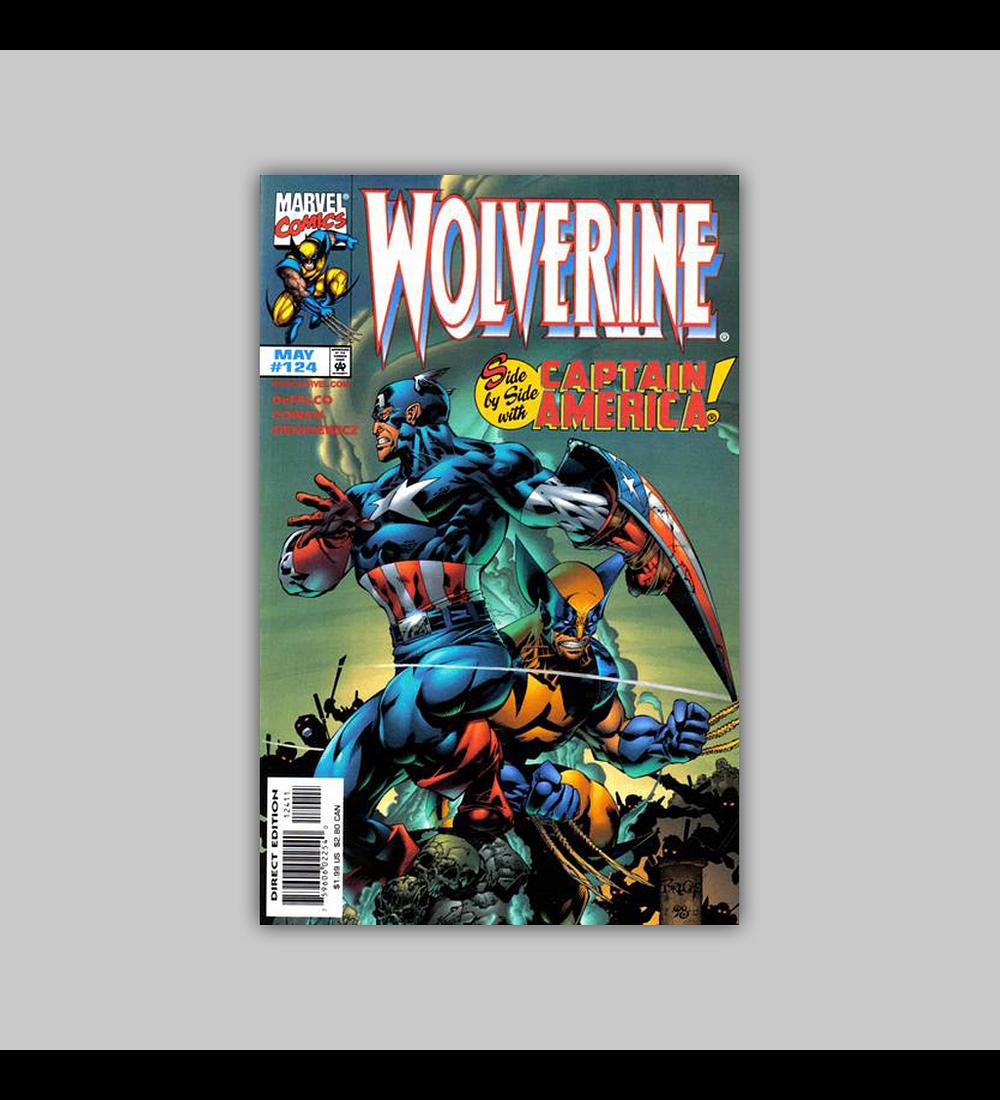 Wolverine 124 1998
