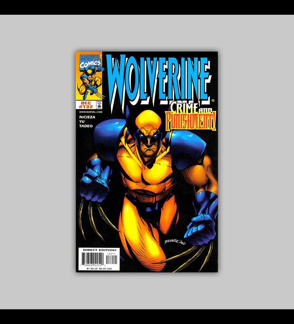 Wolverine 132 1998