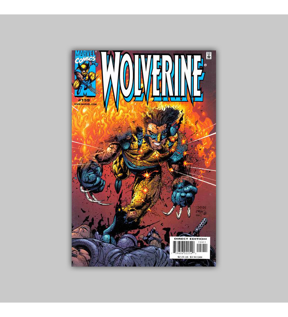 Wolverine 159 2001