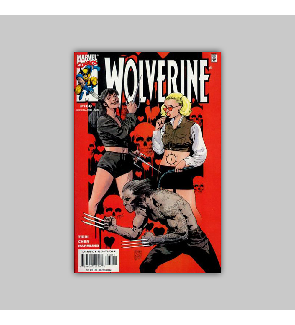 Wolverine 160 2001