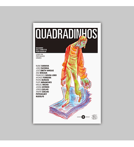 Quadradinhos: Look on Portuguese Comics