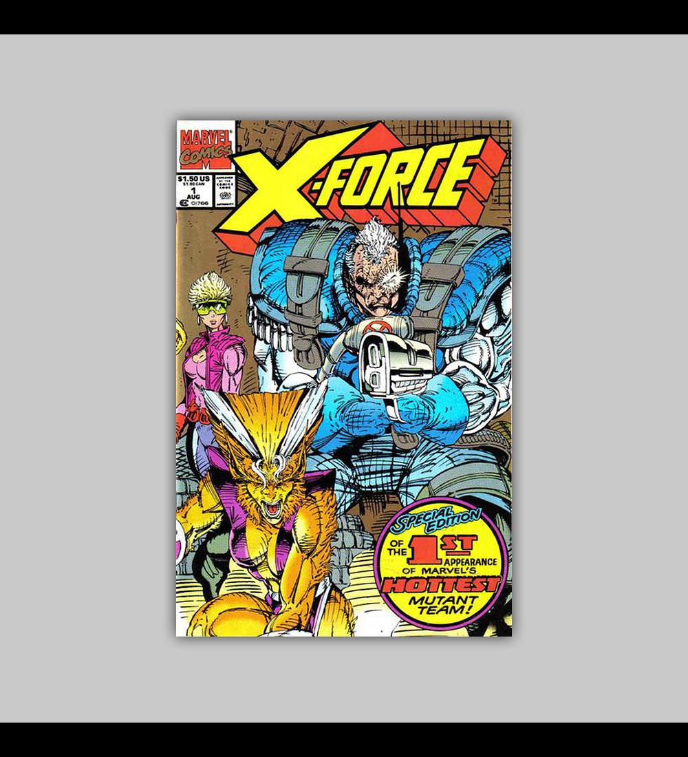 X-Force 1 2ª. Edição 1991