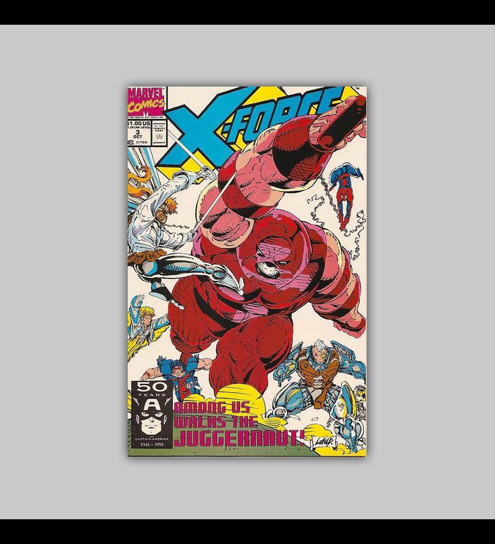 X-Force 3 1991