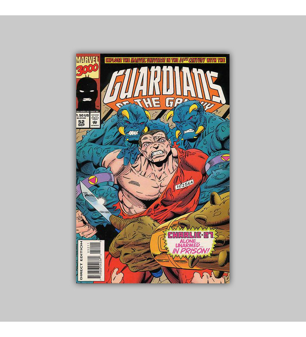 Guardians of the Galaxy 52 1994