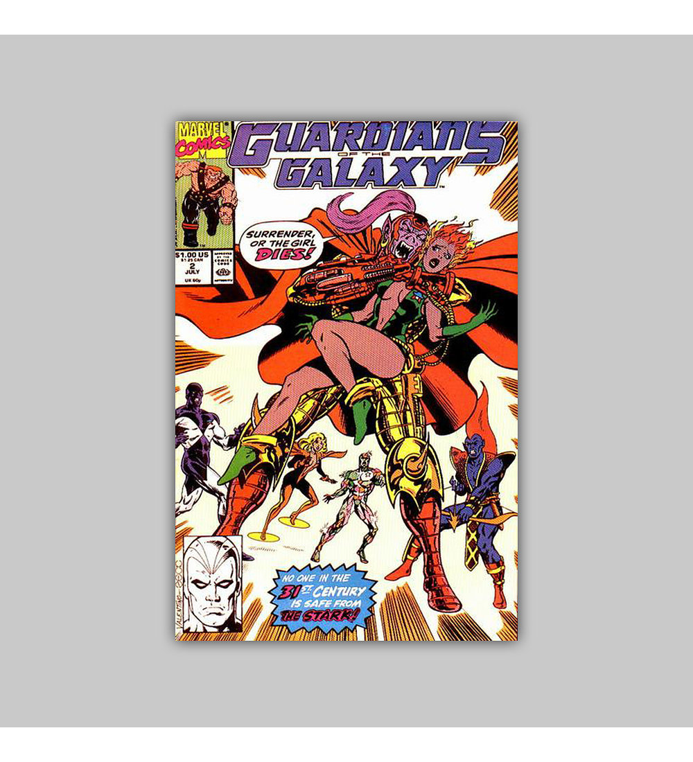 Guardians of the Galaxy 2 1990