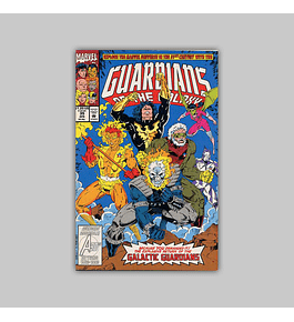 Guardians of the Galaxy 35 1993