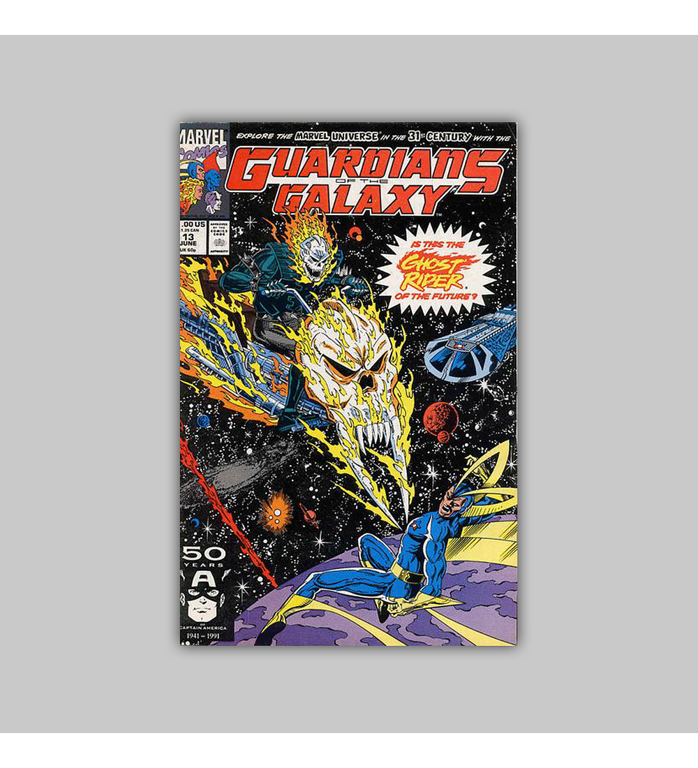 Guardians of the Galaxy 13 1991