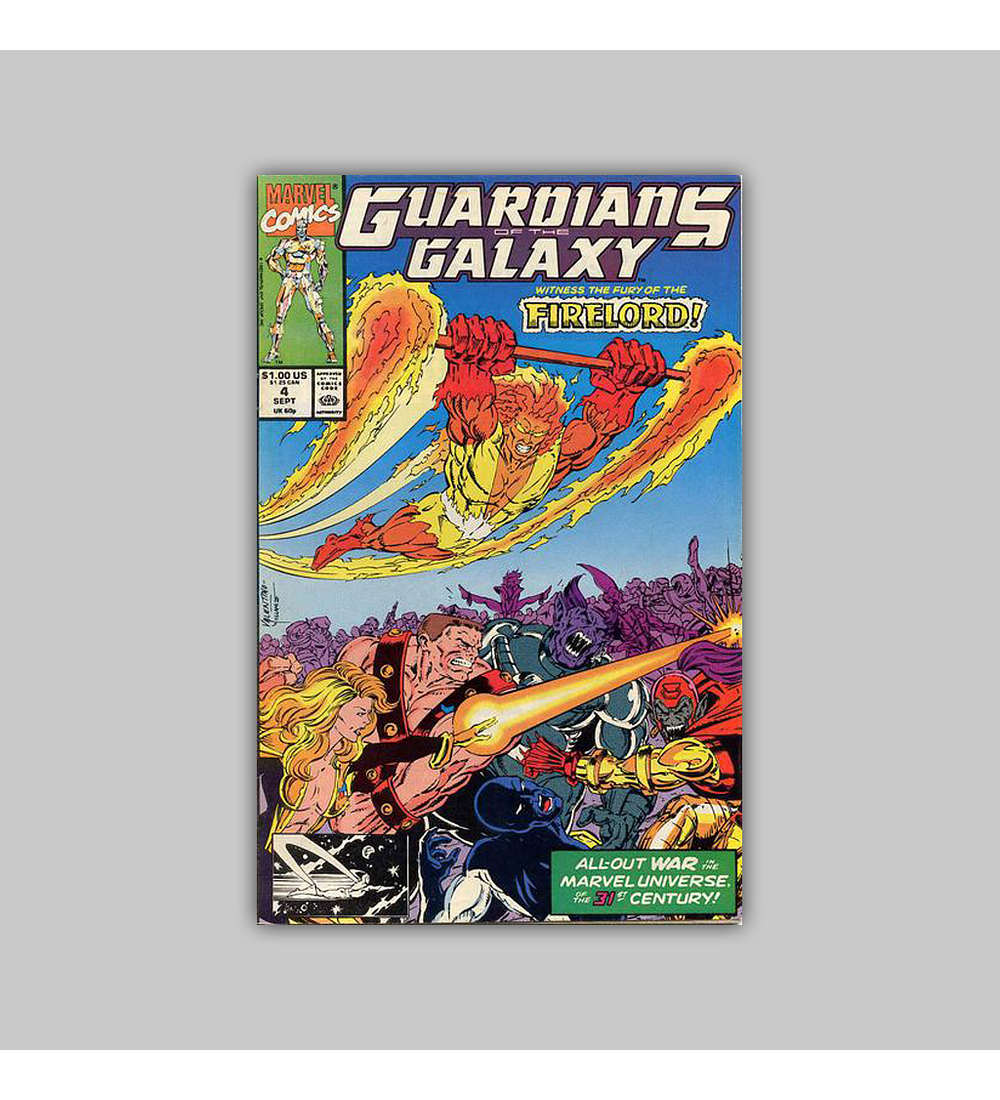 Guardians of the Galaxy 4 1990