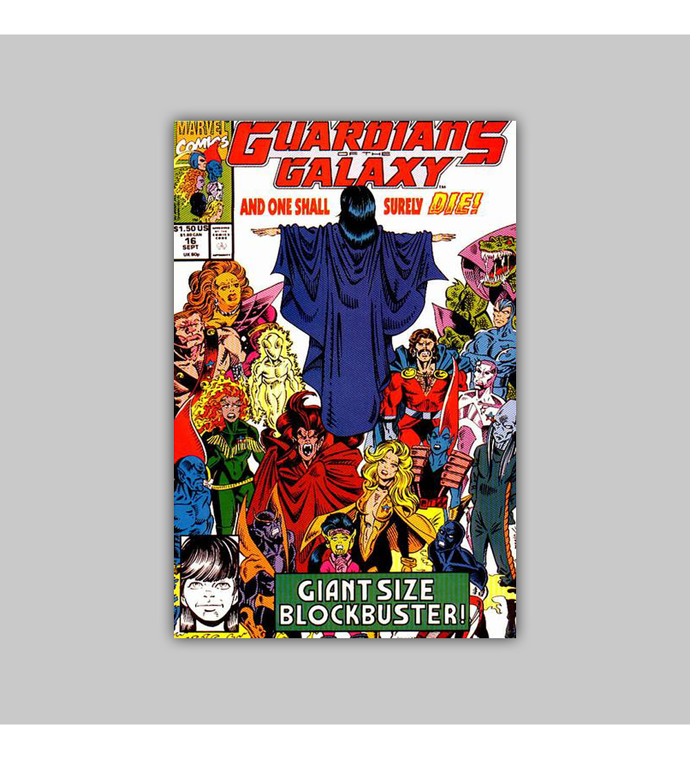 Guardians of the Galaxy 16 1991