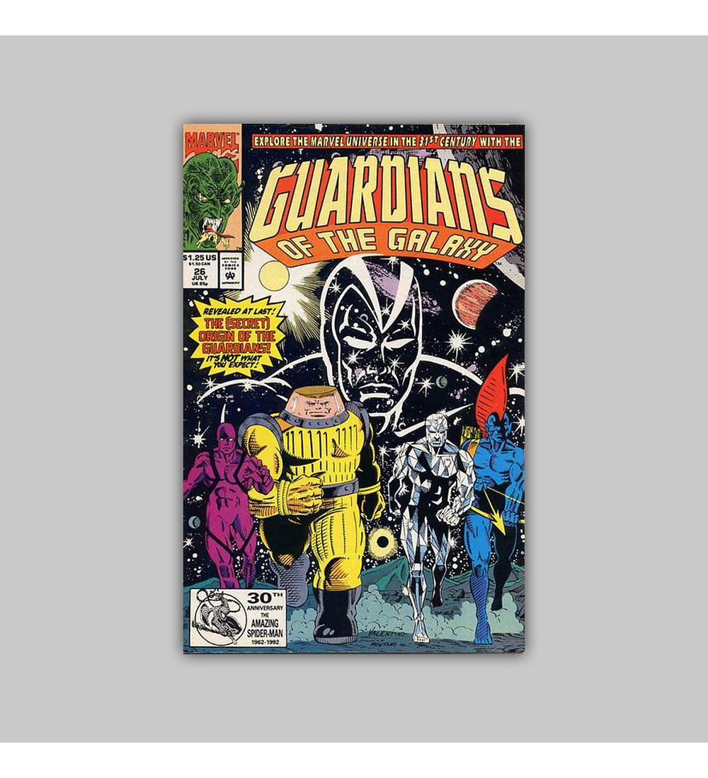 Guardians of the Galaxy 26 1992