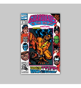Guardians of the Galaxy 27 1992