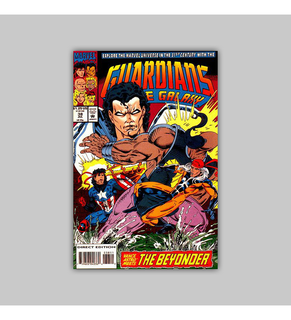 Guardians of the Galaxy 38 1993